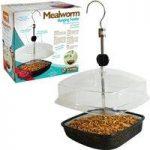 Deluxe Mealworm Bird Feeder by Kingfisher