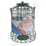 Squirrel Proof Fat Ball Wild Bird Feeder by Kingfisher