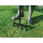 Heavy Duty Hollow Tine Lawn Aerator by Garland