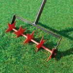 Heavy Duty Lawn Spike Aerator by Garland
