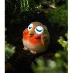 Sleepy Robin Garden Light (Solar) by Gardman