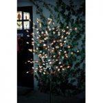 180cm Snowflake Light Tree 180 LED (Solar) by Gardman