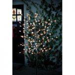 120cm Snowflake Light Tree 120 LED (Solar) by Gardman