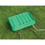 Garland Medium Weatherproof Plug Box – Green