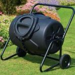 190 Litre Heavy Duty Garden Tumbling Composter by Selections