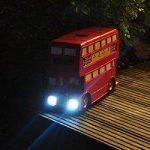 London Bus Light (Solar) by Kingfisher