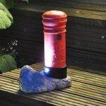 Post Box Light (Solar) by Kingfisher