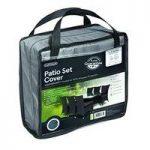 6 Seater Rectangular Patio Set Cover (Premium) in Grey by Gardman