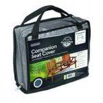 Companion Seat Cover (Premium) in Grey by Gardman- Premium