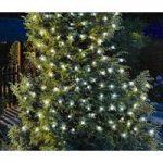 200 LED White String Lights (Solar) by Gardman