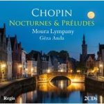 Chopin Nocturnes & Preludes 2CDs