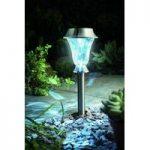 Interchangable Post And Table Light (Solar) by Gardman