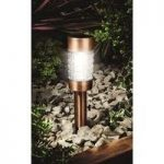 Marker Light (Solar) in Copper by Gardman