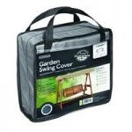 2 Seater 1.7m Swing Bench Hammock Cover (Premium) in Grey by Gardman