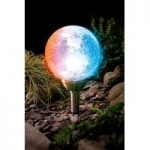 Low Level Ice Orb Light (Solar) by Gardman