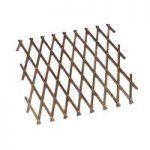 Heavy Duty Expanding Wooden Trellis (180cm x 120cm) by Smart Garden