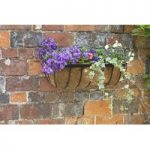 Saxon Wall Trough Planter (91cm) by Smart Garden