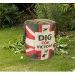 Dig For Victory Pop Up Garden Waste Bin by Smart Garden