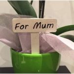 For Mum Gift Sign by Rustic Garden Supplies