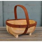 Wooden Sussex Style Arundel Trug Planter by Rustic Garden