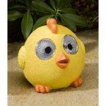 Bright Eyed Happy Chick Spot Light (Solar) by Smart Garden