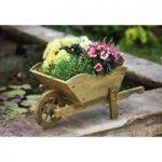 Woodland Wheelbarrow Garden Planter by Smart Garden