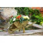 Extra Large Woodland Wheelbarrow Planter by Smart Garden