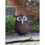 Ollie Owl Garden Ornament by Smart Garden