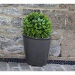 Flower Effect Artificial Topiary Ball by Smart Garden
