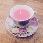Espresso Cup Candle By Fallen Fruits