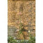 Paris Steel Garden Obelisk (1.8m) by Smart Garden