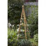 Woodland Garden Obelisk (1.5m) by Smart Garden