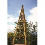Woodland Garden Obelisk (1.9m) by Smart Garden