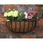 Forge Wall Manger Planter (50cm) by Smart Garden