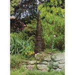 Willow Twist Garden Obelisk (1.5m) by Gardman