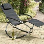 Orbit Foldable Garden Chair Relaxer by Suntime