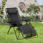 De-Luxe Royale Garden Chair Relaxer by Suntime
