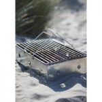 Witterings Galvanised Barbecue BBQ by Garden Trading