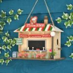 Pizza Shop Bird House by Westwoods