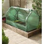 Seedling Cloche with Re-Inforced Cover by Gardman