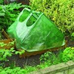 Raised Bed Canopy Replacement Cover by Gardman