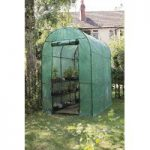 Walk In Grow Arc Mini Greenhouse by Gardman