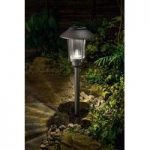 Aluminium Post Light (Solar) by Gardman
