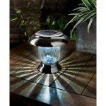 Multipurpose Post and Table Light (Solar) by Gardman