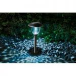 Traditional Post Light (Solar) by Gardman