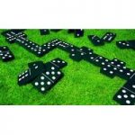 Outdoor Garden Domino Game Set by Premier