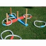 Quoits Ring Toss Garden Game by Premier