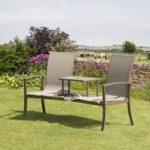 Havana Mocha Garden Duo Seat by Suntime
