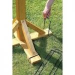Bird Table Stabilizers by Tom Chambers