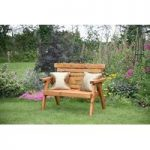 Classic Wooden Garden Bench by Tom Chambers